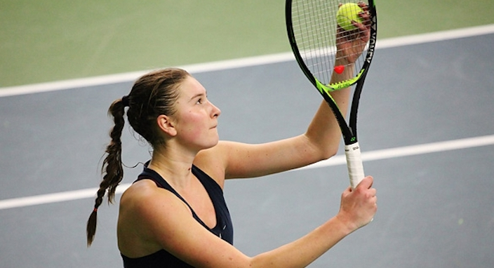Yulia Gotovko of Belarus reach Dubai main draw