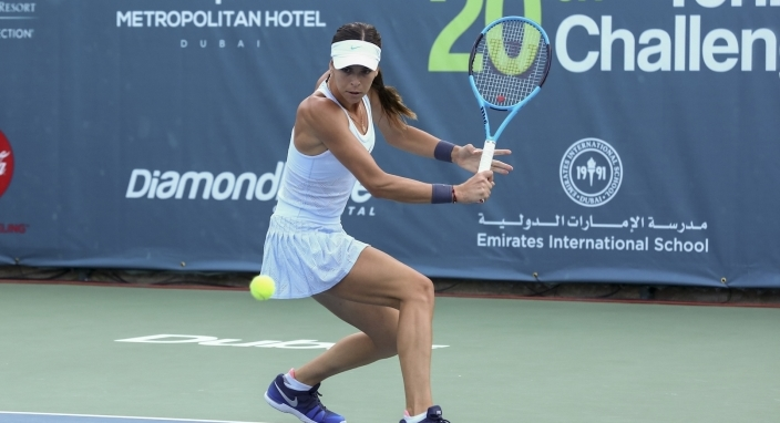 Bencic brushes aside Errani to make Al Habtoor final