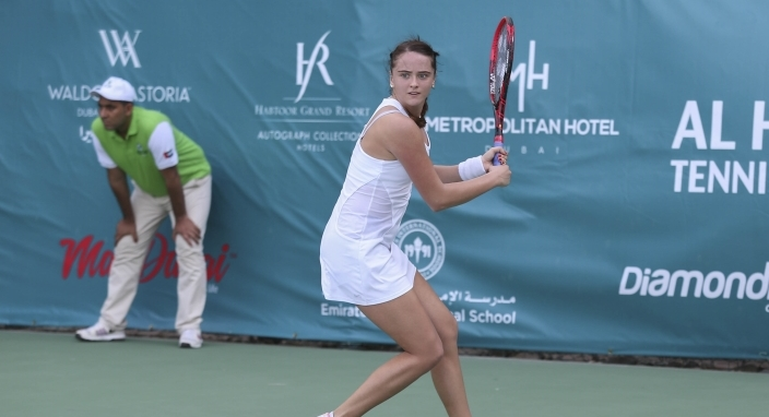 Kuzmova to take on Peng Shuai in final